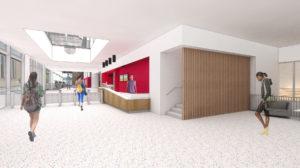 Level 1 - Entry Lobby