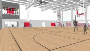 Level 1 - Two Court Gymnasium