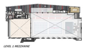 Level 1 Mezzanine