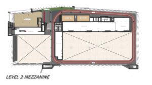 Level 2 Mezzanine