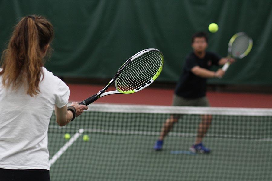 Open Rec - Tennis