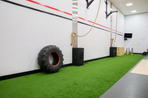 Turf Area: 10 x 60 feet