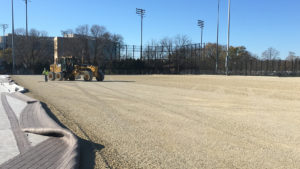 Smoothing out the FTS Turf System