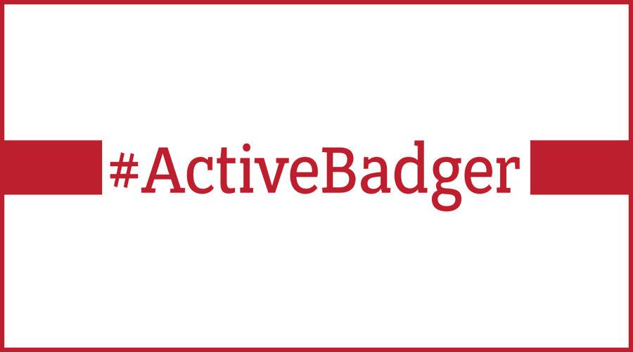 #ActiveBadger blog banner