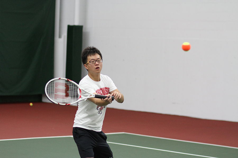 Tennis - Advanced Intermediate lessons