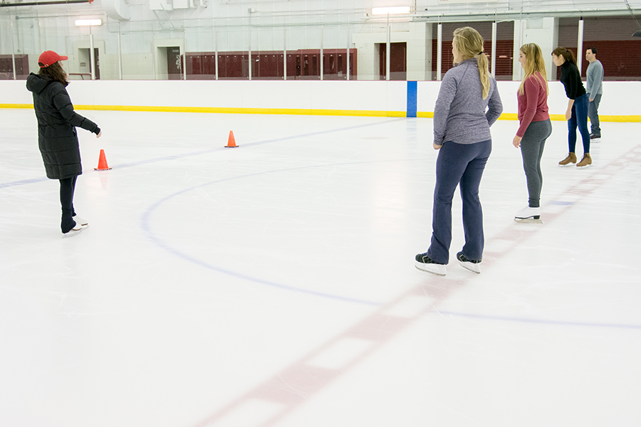 Private Skate Lessons