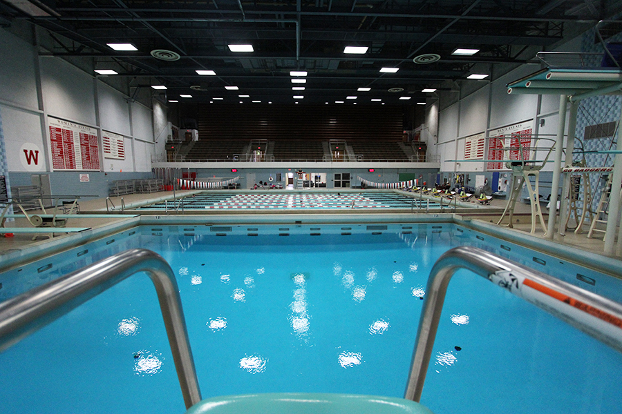 Natatorium Pool view 3