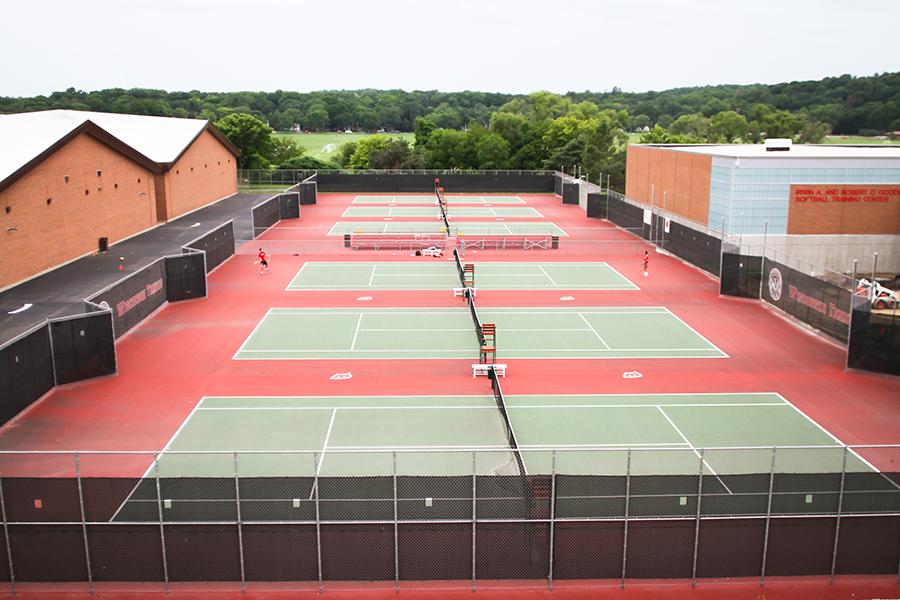 Nielsen Tennis Stadium image 1
