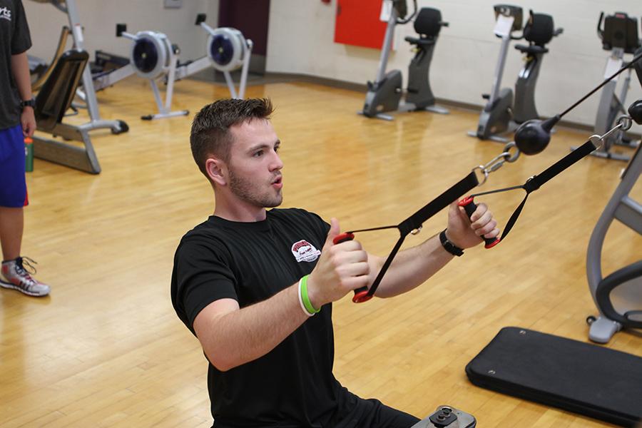 Open Rec - Fitness
