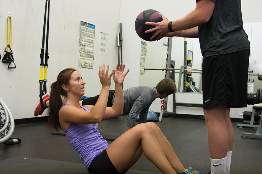 Personal Training: Partner