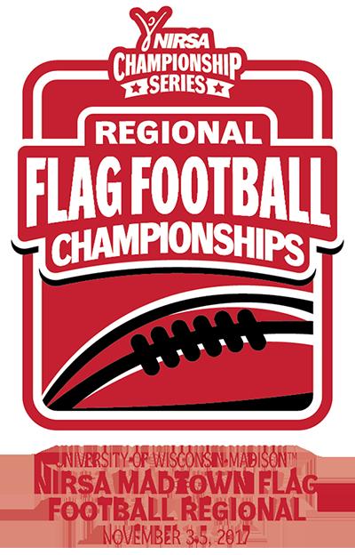 UW-Madison NIRSA Madtown Flag Football Regional logo