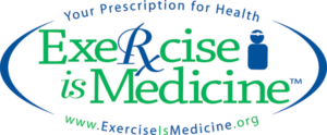 ACSM Exercise is Medicine logo