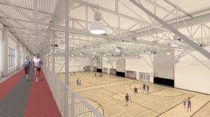 Four Court Gym