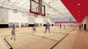 Fourt Court Gym