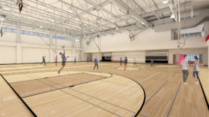 Two Court Gym