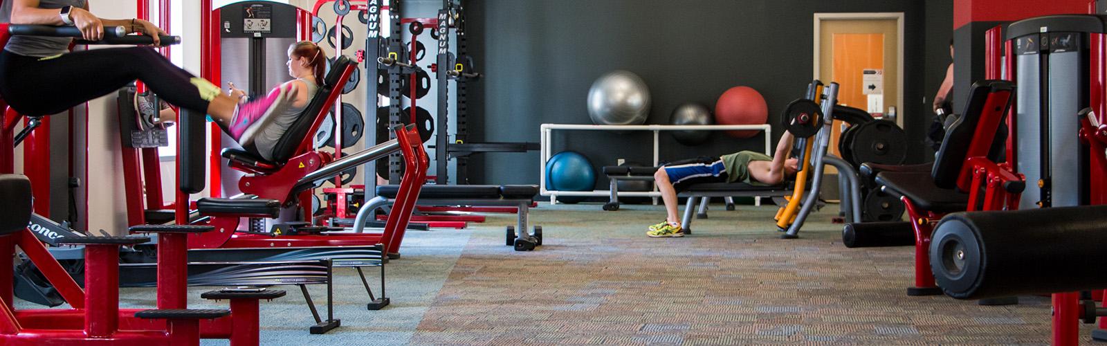 Ogg Fitness Center
